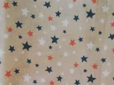Estrellas naranjas