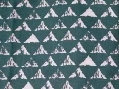 Triángulos desgastados