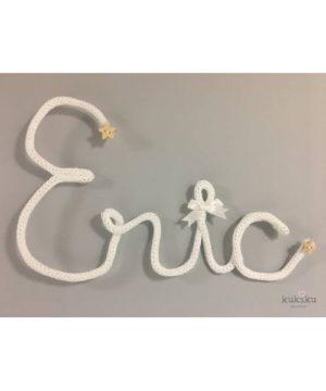 Nombre Tricot handmade