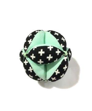 Pelota Montessori Mint-negro