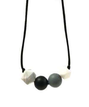 collar lactancia blanco-gris-negro
