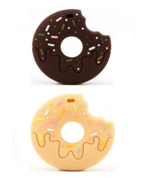 Mordedor silicona [Donut]