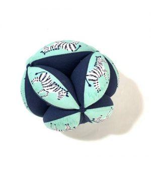 pelota montessori_cebra_mint