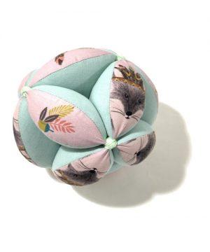 pelota montessori rosa zorrito