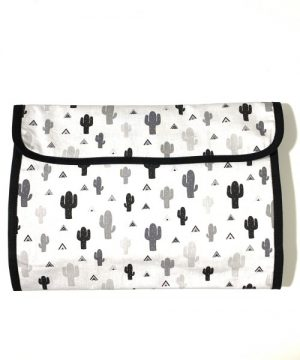 Porta toallitas cactus